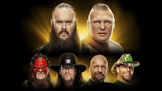 WWE Crown Jewel DVD Not Getting Released?