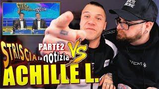 Minacce a STAFFELLI per Achille Lauro * EDITORIALE by Arcade Boyz