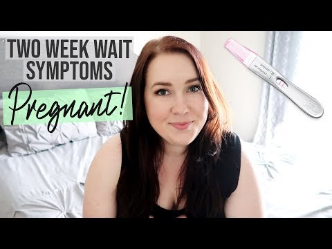 Download Earliest Signs And Symptoms Of Pregnancy Two Week Wait