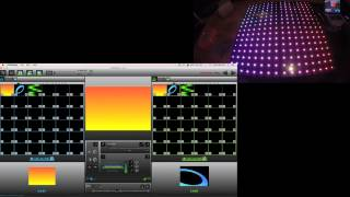 ArKaos LEDMaster Video Tutorial - 2. LEDMaster Tutorials - Setting up multiple panels PART 2