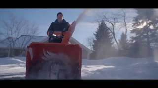 Снегоуборщики Husqvarna серии 200