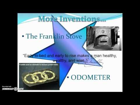 Inventions in US History