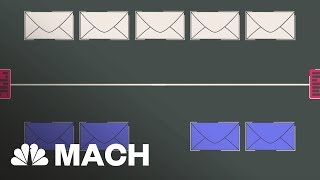 How Email Spam Filters Work Based On Algorithms | Mach | NBC News