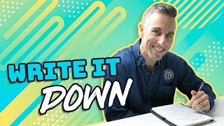 Write Down What Your New Parent Responsibilities Are | Dad University