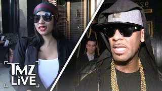 R. Kelly's Alleged Sex Slave Surfaces | TMZ Live - Video Youtube
