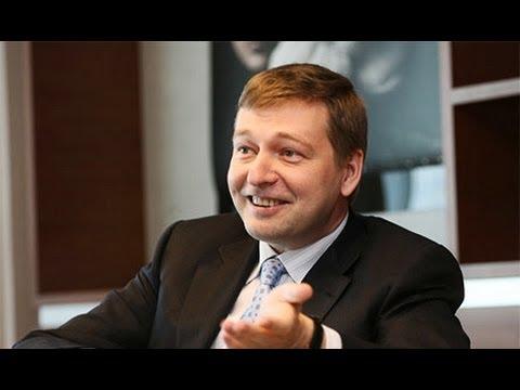 Дмитрий Рыболовлев владелец  УРАЛКАЛИЙ и акционер Банка Кипра видео