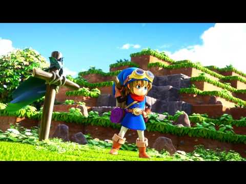 Dragon Quest Builders Announcement Trailer thumbnail