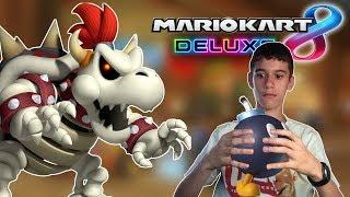 ATTENTION A LA BOMBE ! | Mario Kart 8 Deluxe #02