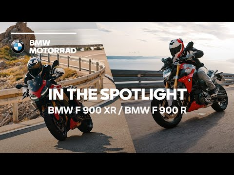 2020 BMW F 900 XR in Tucson, Arizona - Video 1