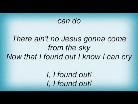 Red Hot Chili Peppers - I Found Out Lyrics