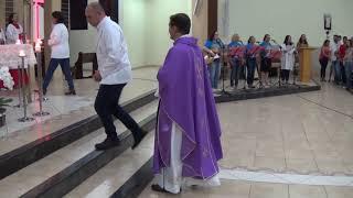 Canto de Entrada - Missa do 4º Domingo da Quaresma (31.03.2019)
