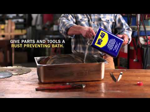 #WD40PowerOf5 One Gallon