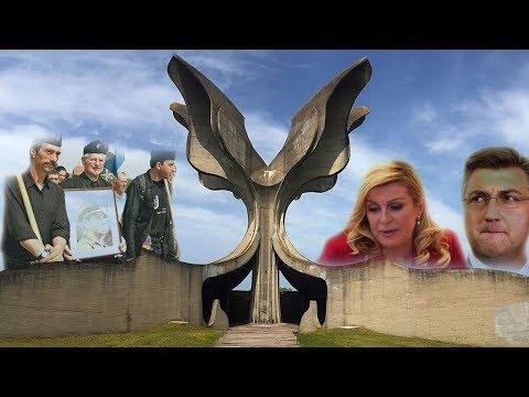 Министар Вулин: Војска Србије ће наставити да се сећа и увек ћемо обележавати јасеновачку трагедију - Од следбеника Павелићеве политике ви не можете да очекујете да буду задовољни зато шо српски народ обележава дан свог страдања. Подсетићу…