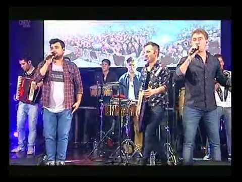 Los Totora video Tu cárcel - Estudio CM 2015
