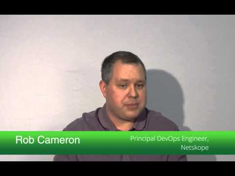 IT Visionaries Webinar with Rob Cameron - Modern IT Operations Management for Cloud Solutions