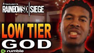 DSP And Low Tier God Soundboard Trolling On Siege
