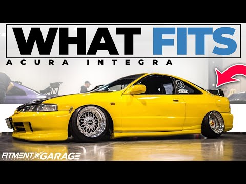 Acura Integra  | What Wheels Fit