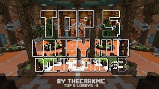 Minecraft Lobby Map GommeHD BedWars Lobby FREE Download - Minecraft hauser download kostenlos