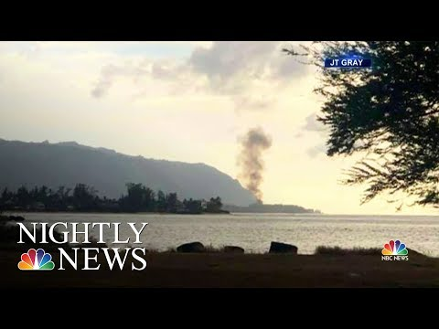 What We Know About The Deadly Hawaii Skydiving Plane Crash | NBC Nightly News
