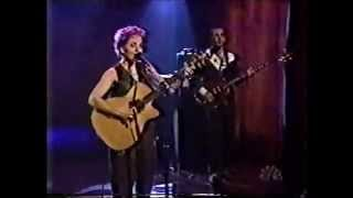 "Ani DiFranco - ""Gravel"" Live on Conan 1997"