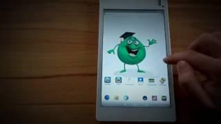 Odys Kiddy 8 20,3 cm 8 Zoll Tablet PC, für Kinder und Erwachsene einfach und unkompliziert zu bedien