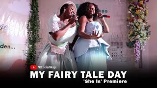 Waje My Fairy Tale Day 'She Is' Premiere