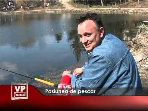 Pasiunea de pescar