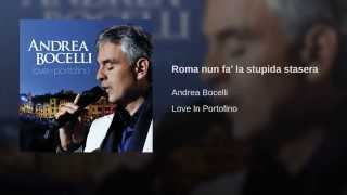 Roma nun fa' la stupida stasera (Live)