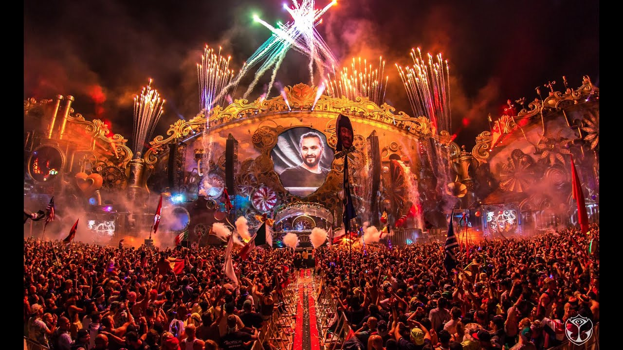 Steve Angello - Live @ TomorrowWorld 2015