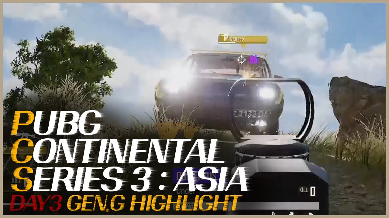 PCS3 ASIA 한국대표선발전 DAY3