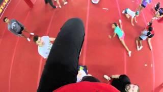 GoPro Cheer Stunts