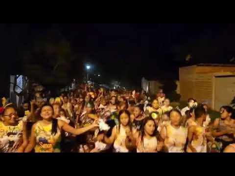 Desfile das Crianças no Carnaval de Afonso Cunha 2018