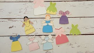 Printable Paper Dolls - With Free Printables