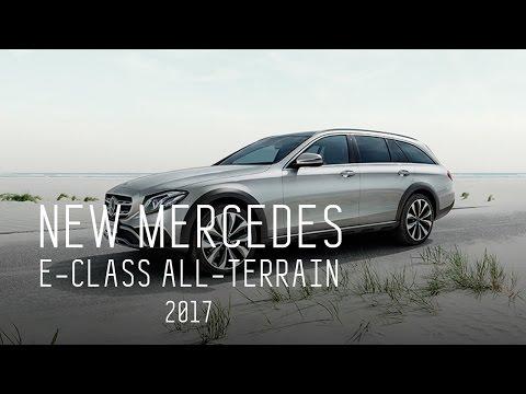 Mercedes Benz E Class All Terrain Универсал класса E - тест-драйв 1