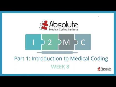 Intro to Medical Coding Business of Medicine