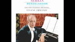 Mendelssohn-Piano Concerto No. 2 in d minor Op. 40 (Complete)