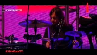 10 A.M. - ZOÉ - Vive Latino 2014 [HD]
