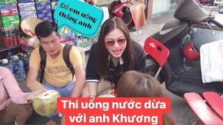 """Anh Khương Dừa """"Thách đấu"""" uống nước dừa với tiền thưởng vô cùng hấp dẫn"""