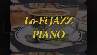 Relaxing Jazz Piano - LoFi Jazz Music - Music For Work & Study