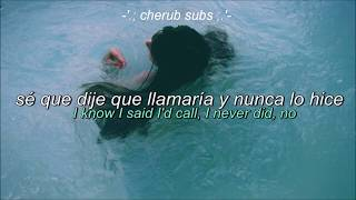 chase atlantic - swim (lyrics-sub español)