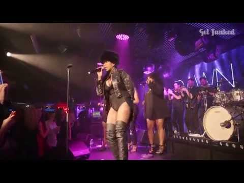 Dawn Robinson (formerly Of Lucy Pearl) - Don't Mess With My Man - LIVE On Stage With GET FUNKED