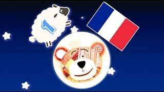 Nana para bebés - Aprende los números en francés