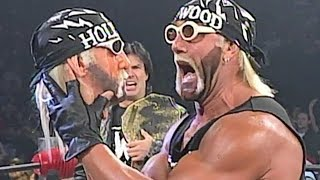 10 Disturbing WCW Nitro Moments You Totally Don't Remember