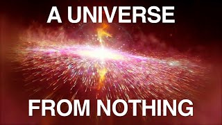 A Universe From Nothing, Therefore God Exists!