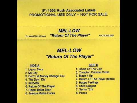 Mel-Low - The Day I Die (1993) Compton, CA