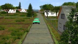 PRÁZDNINY U DRUHÉ BABIČKY The Sims 2 Machinima
