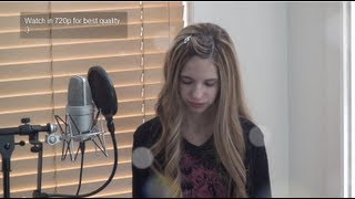 """Arms"" Christina Perri - Cover by Madi :)"