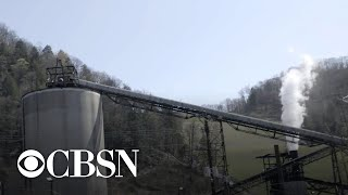 "CBSN Originals Preview: ""Clinging to coal"""