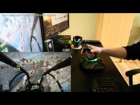 Видео № 0 из игры Джойстик Thrustmaster T-16000M код EliteDangerousArena