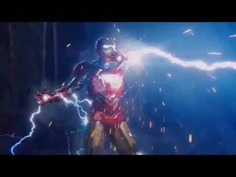 Thor - Fight Moves Compilation (AoU Included)